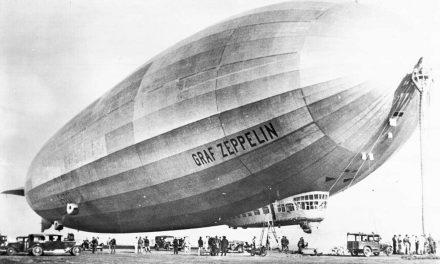 Hodinky Zeppelin odkazují na preciznost stavitelů vzducholodí