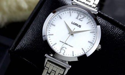 Hodinky LORUS – kvalita za rozumnou cenu