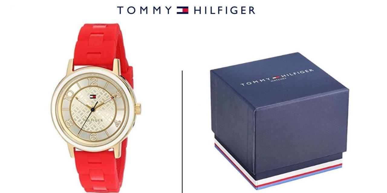 Nadčasové hodinky TOMMY HILFIGER