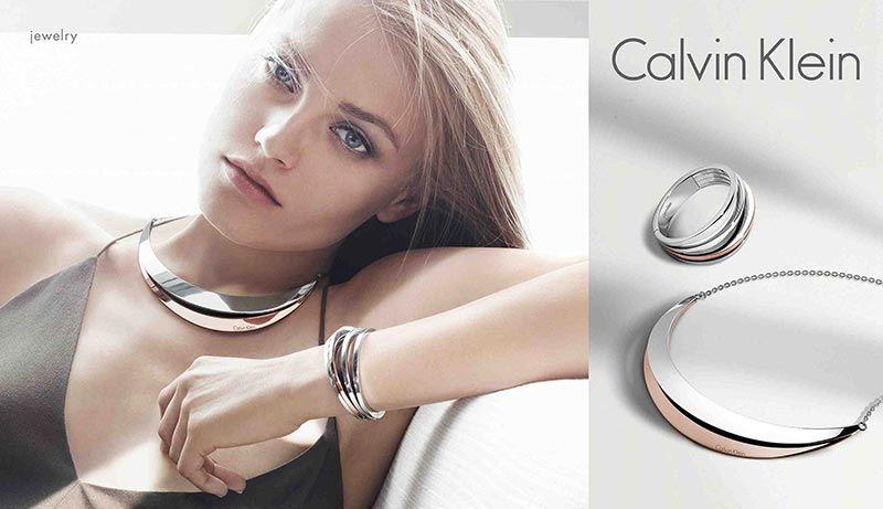 Šperky Calvin Klein v sobě snoubí minimalismus a nápaditost
