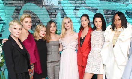 Tiffany oslavilo uvedení nové kampaně s Elle Fanning