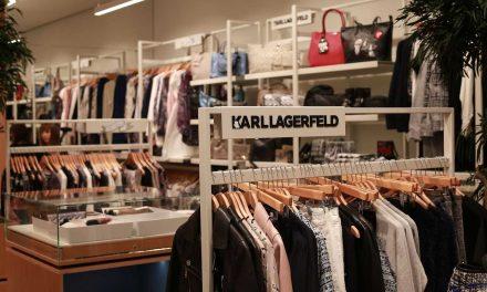 KARL LAGERFELD nový obchod ve Fashion Areně