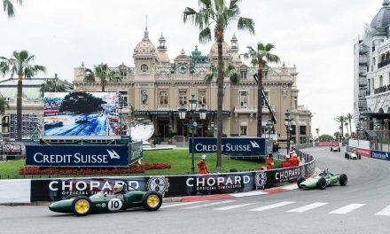 Chopard oficiální časomíra Grand Prix de Monaco