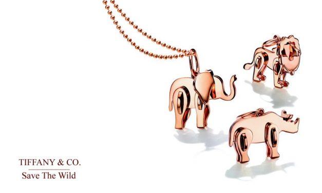Tiffany Charitativní kolekce Save The Wild