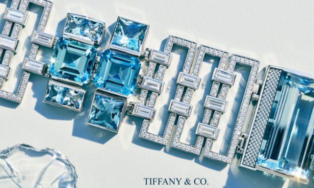 Tiffany Kolekce Blue Book