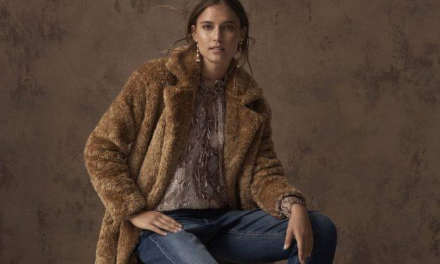 Marks&Spencer Kolekce Umělé kožešiny