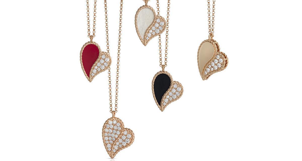 Roberto Coin Kolekce Princess Hearts