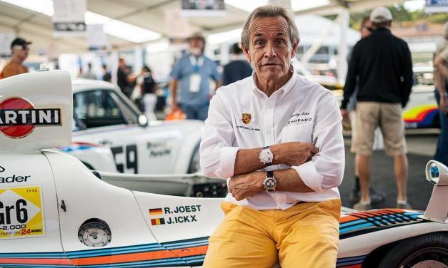 Chopard & Porsche