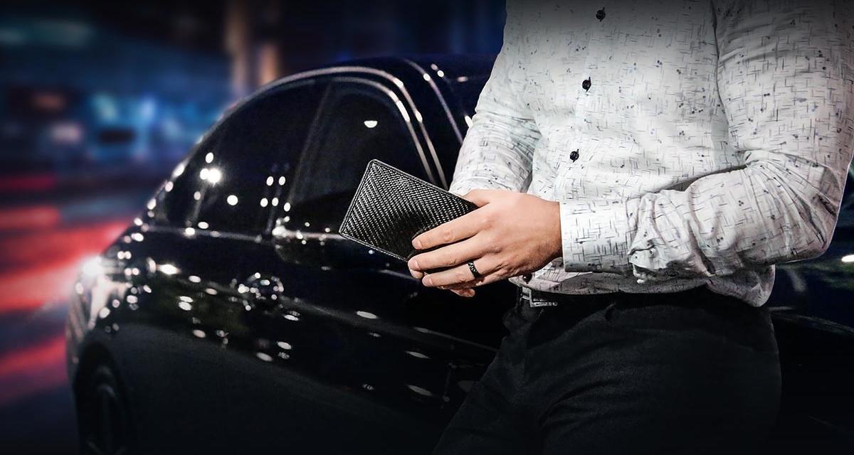 Karbon jako luxusní módní doplněk