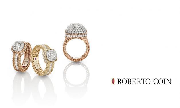 Roberto Coin Kolekce Roman Barocco