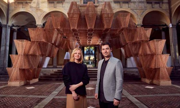 COS odhalil instalaci budoucnosti v Miláně