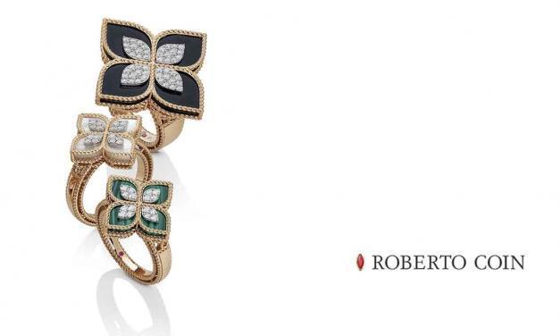 Roberto Coin Novinky v kolekci Princess Flower