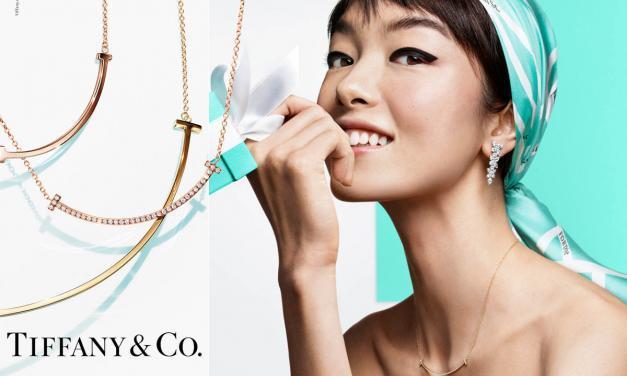 TIFFANY & CO. v nové jarní kampani oslavuje osobitost a styl