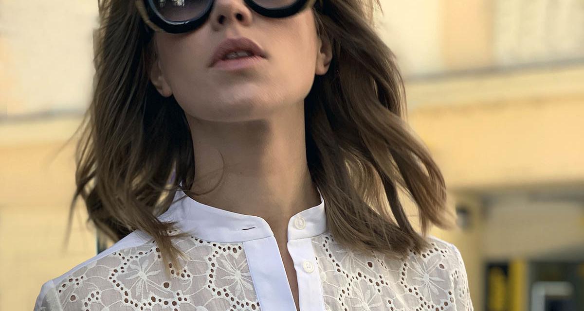 Kateřina Geislerová kolekce pro jaro-léto 2019