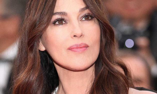 Monica Bellucci oslnila krokodýlím náhrdelníkem CARTIER