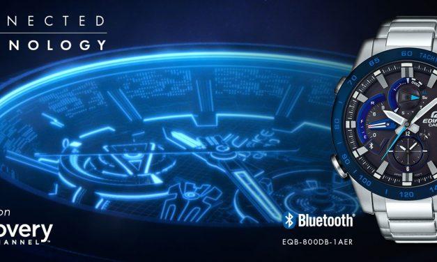 CASIO EDIFICE sportovní hodinky v moderním stylu