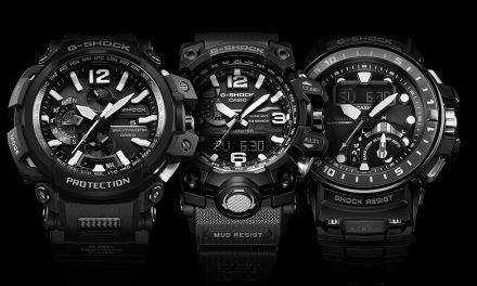 CASIO G-SHOCK Houževnaté hodinky