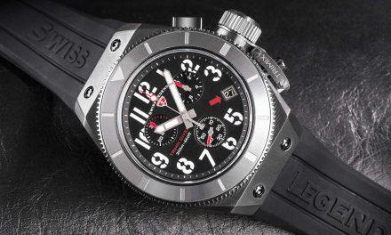 Švýcarské hodinky Swiss Legend