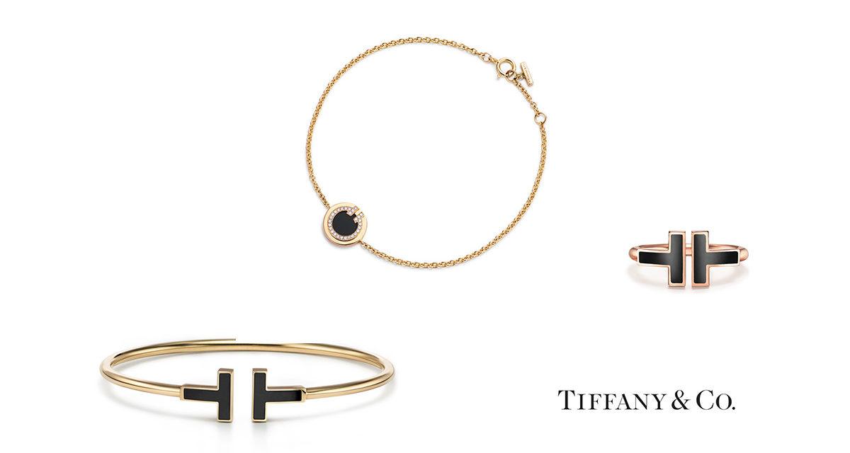 TIFFANY & CO. uvádí novou barevnou kolekci Tiffany T