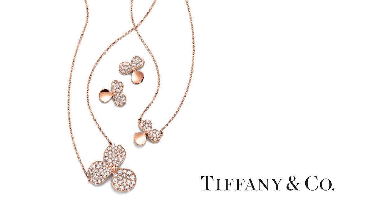 Modely z první kolekce TIFFANY PAPER FLOWERS