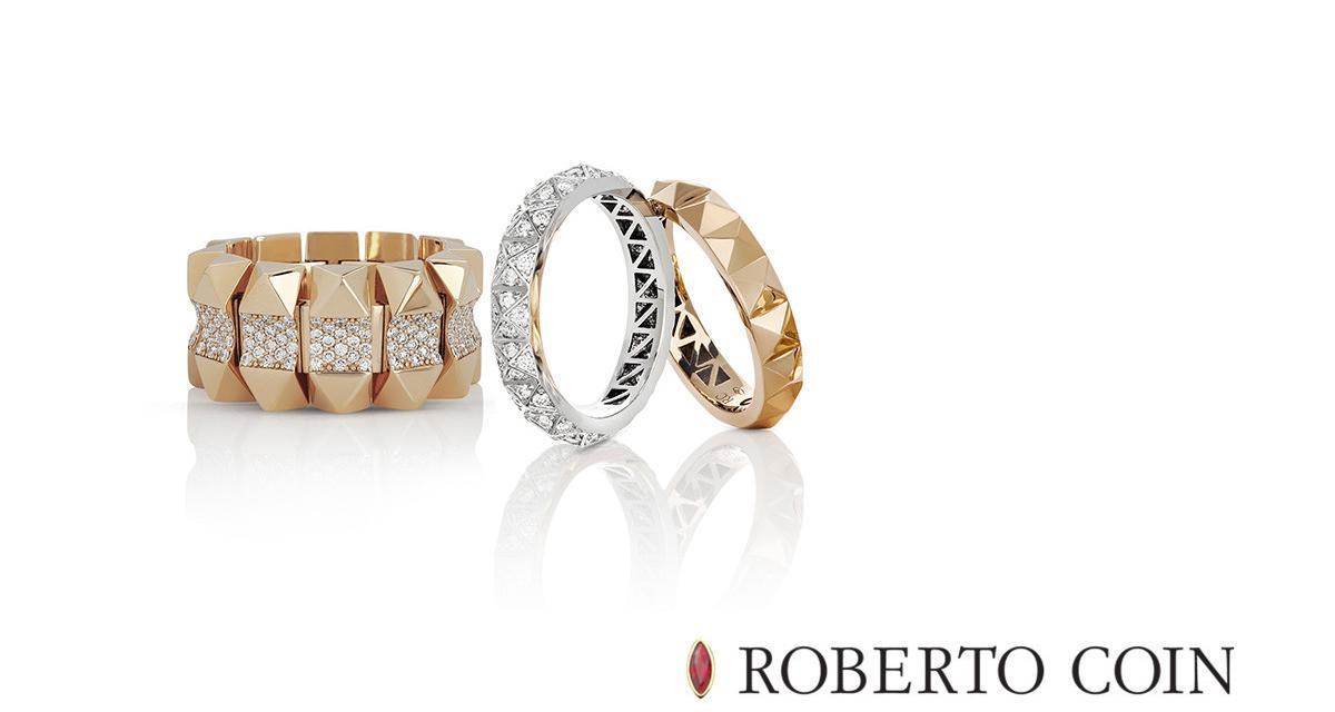 Roberto Coin kolekce Rock and Diamonds