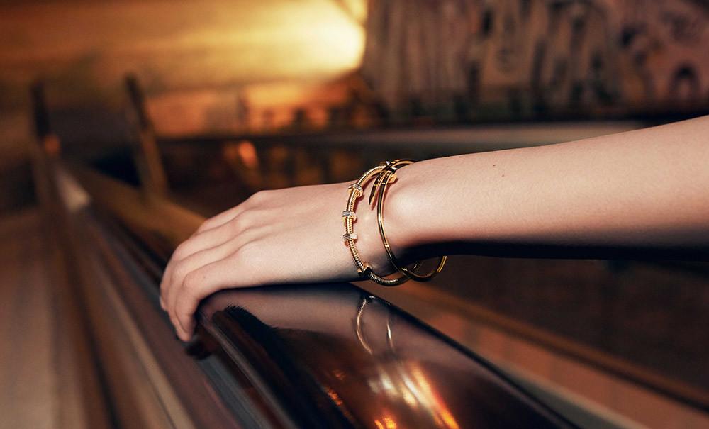 Cartier kolekce Ecrou de Cartier
