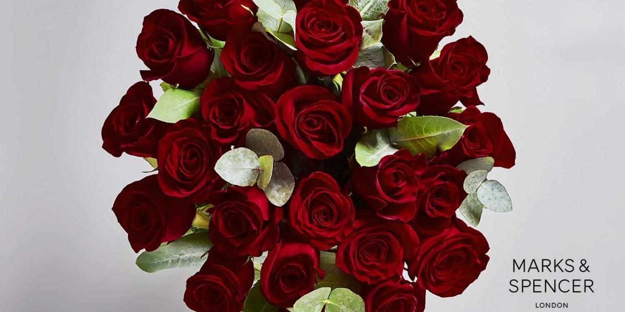 Valentýn s Marks&Spencer