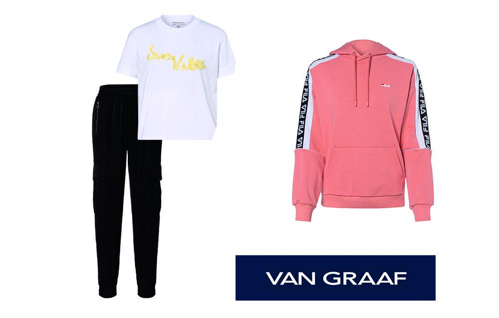 Stylový domácí outfit z VAN GRAAF