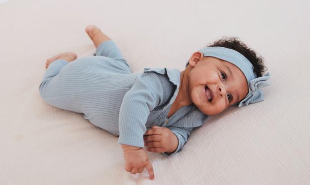 Reserved představuje novou řadu oblečení pro novorozence